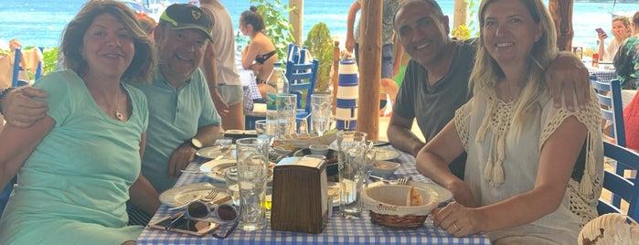 İhtiyar Balıkçı Restaurant is one of Eniseさんの保存済みスポット.