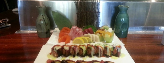 Liki Sushi Japanese Restaurant is one of More Places to Check Out on Long Island.