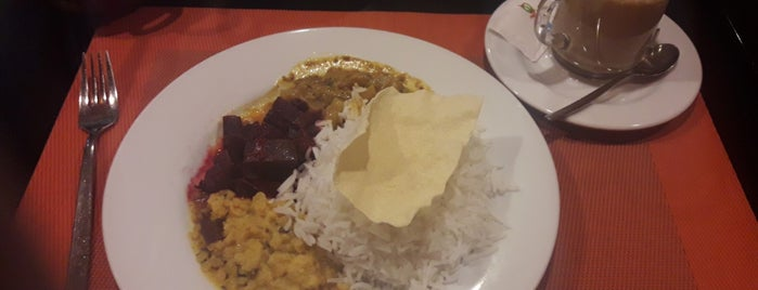 Dont Worry Eat Curry is one of Zurich.