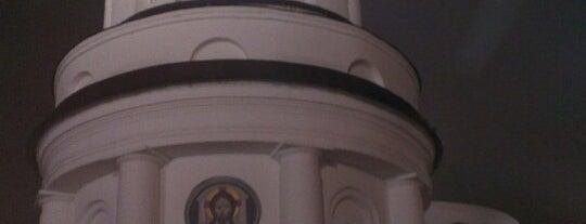 Храм Иерусалимской Иконы Божией Матери is one of Православные церкви на Таганке.