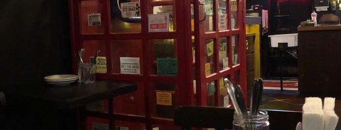 Weiss British Pub is one of Ticket Restaurante.