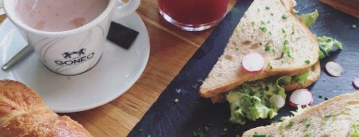 L'Origo is one of lyon cafe & breakfast.