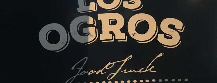 Los Ogros is one of Delivery.