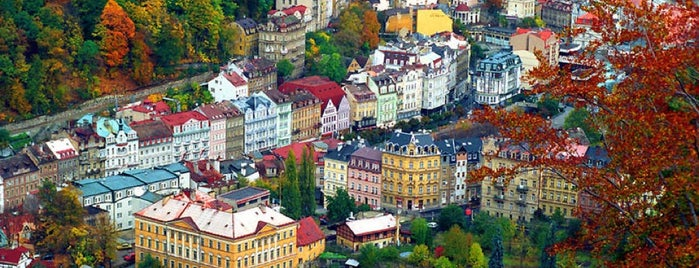 Karlovy Vary | Karlsbad is one of Rania 님이 좋아한 장소.