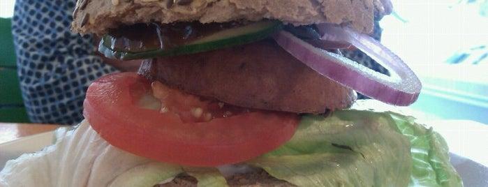 De Vegetarische Snackbar is one of สถานที่ที่บันทึกไว้ของ Reka.
