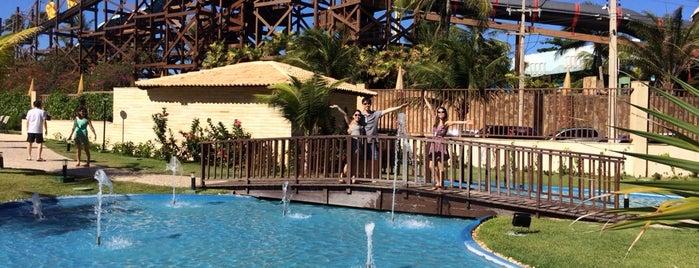 Wellness Beach Park Resort is one of Posti che sono piaciuti a Alberto J S.