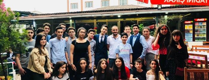Furkan Et Balık Restaurant Nargile Keyfi is one of Istanbul Shisha.