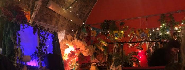 Little Nan's Bar is one of London.