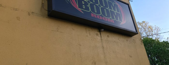 Boom Boom Room is one of Strip clubs.