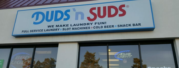 Duds n' Suds - South Store is one of Misty's Liked Places.