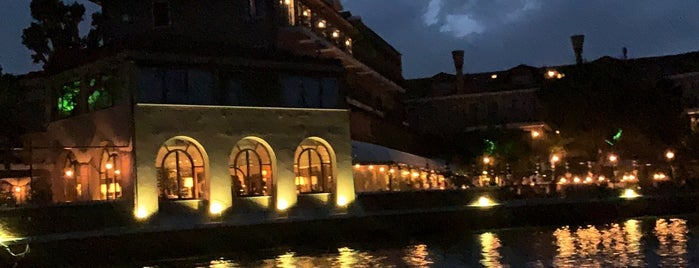 Cipriani Palazzo Vendramin Hotel is one of Venice.