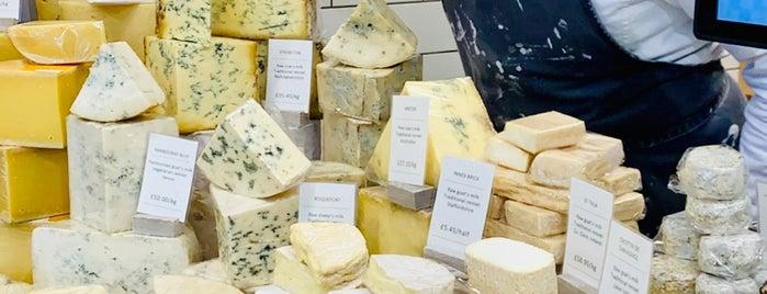 London Cheesemongers is one of Cheese london.