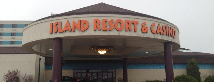 Island Resort & Casino is one of Tempat yang Disukai Alex.
