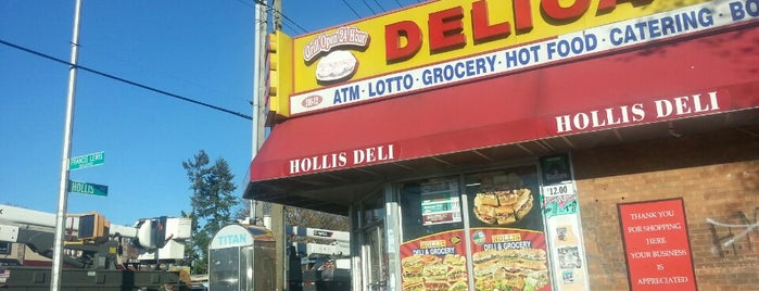 Hollis Deli is one of Bridge and tunnel.