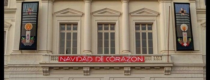Municipalidad de Santiago is one of #SantiagoTrip2.