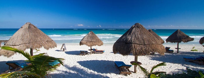 Tulum is one of Aprovados.