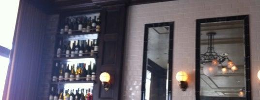 Bravo Brasserie Restaurant is one of Providence.