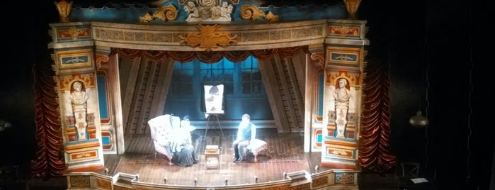 The Walter Kerr Theatre is one of Easy Money Making Opportunity.