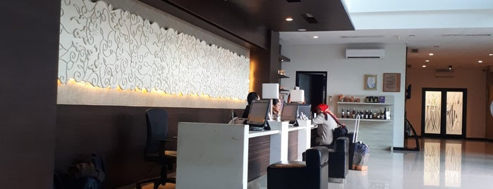 Hotel SANTIKA Bengkulu is one of Evalyaniさんのお気に入りスポット.