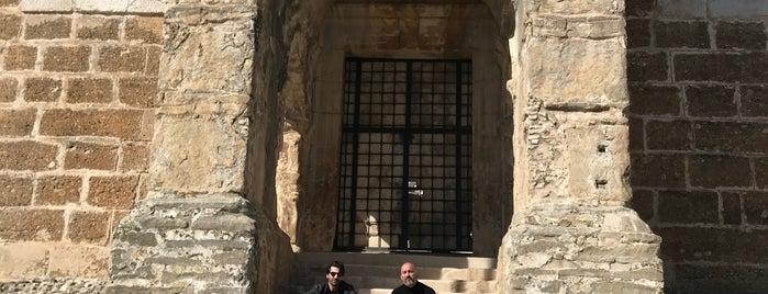 Aspendos Antik Kenti is one of Antalya genel gezilir.