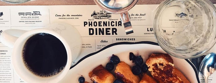 Phoenicia Diner is one of Catskills.