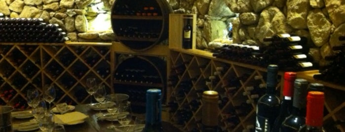 Wine Cellar SBC is one of Greece 2.