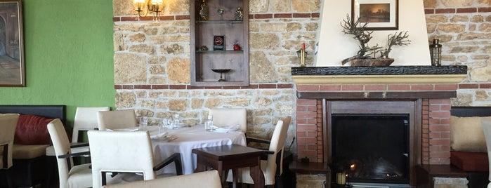 Kontosoros is one of Greek Food Hangouts.