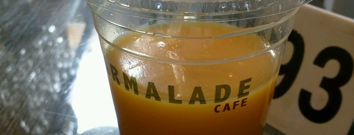 Marmalade Cafe is one of LA mad.