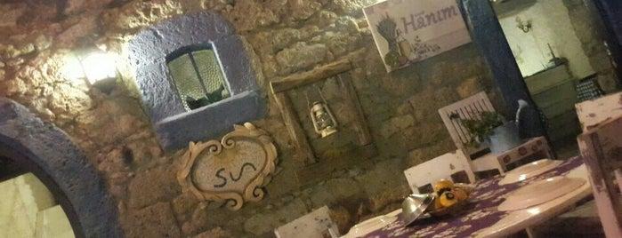 Küçük Hanım Restaurant is one of İzmir Damak Tadı & Chill.