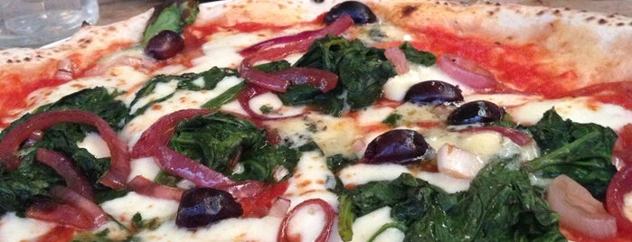 Franco Manca is one of Let's go to London!.