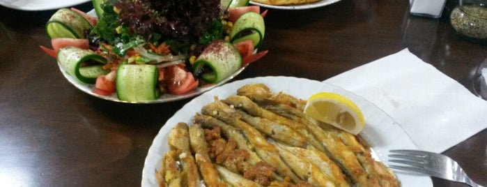 Rizeli Kardeşler Balık Lokantası is one of Denizden Babam Çıksa Yerim.