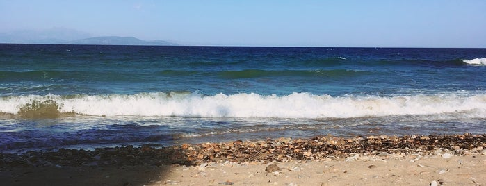 Παραλία Σιλιβάνι is one of Locais salvos de ma.