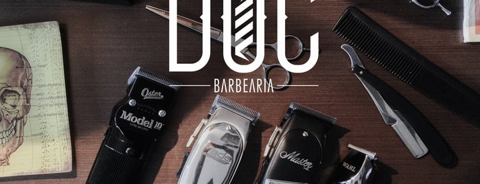 D.O.C Barbearia is one of Barbearias SP.