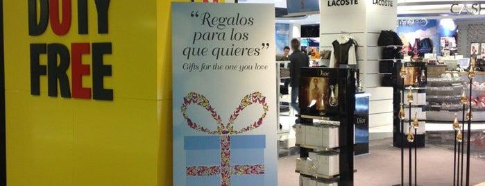 Madrid Duty Free T4 is one of Tempat yang Disukai Alberto J S.