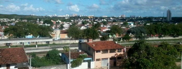 Condomínio Solar das Estações is one of Locais salvos de Joaobatista.