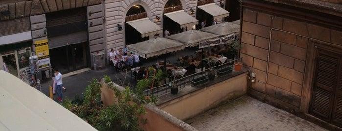Teti Hotel Rome is one of Lieux qui ont plu à Natalie.