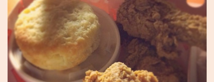 Popeyes Louisiana Kitchen is one of Jeff's Liked Places.