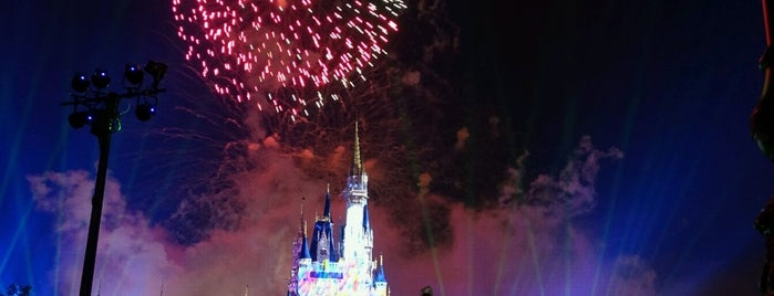 Happily Ever After is one of DisneyWorld 2019.