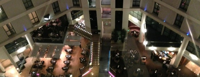 Sofitel London Gatwick is one of My Favourite Hotels.