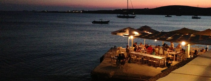 Arodo Restaurant is one of Cyclades.
