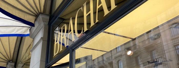 Brachard & Cie SA is one of cenevre.