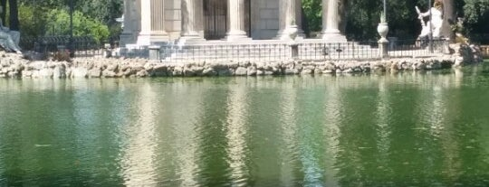 Villa Borghese is one of ROME.