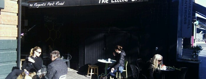 The Little One is one of 111 Coffee Shops in London.
