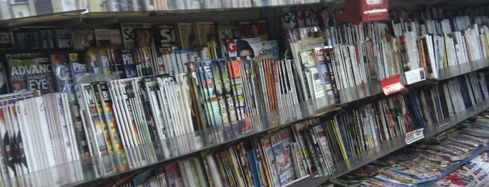 M2 Newsagents is one of Best London places to buy photo books & mags.
