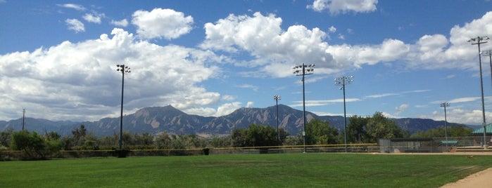 Stazio Ball Park is one of Denver Activities.