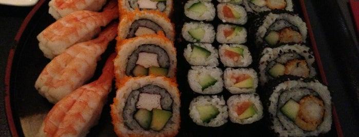 Sakura Sushi is one of Goodies.