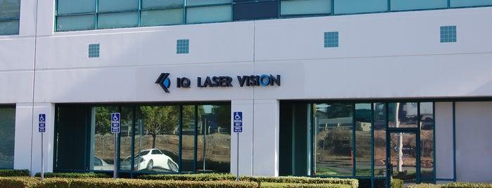 IQ Laser Vision is one of Dan 님이 좋아한 장소.