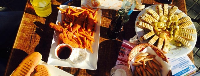 Restaurante O Mamma Mia is one of where to eat in cordoba spain.