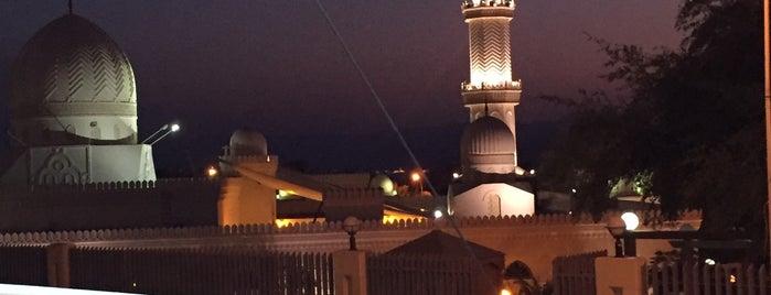 مسجد الشريف الحسين بن علي is one of สถานที่ที่ Leen ถูกใจ.