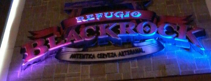 Refugio Blackrock is one of Bares y Restó.